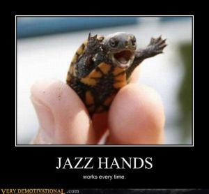 Jazz-Hands